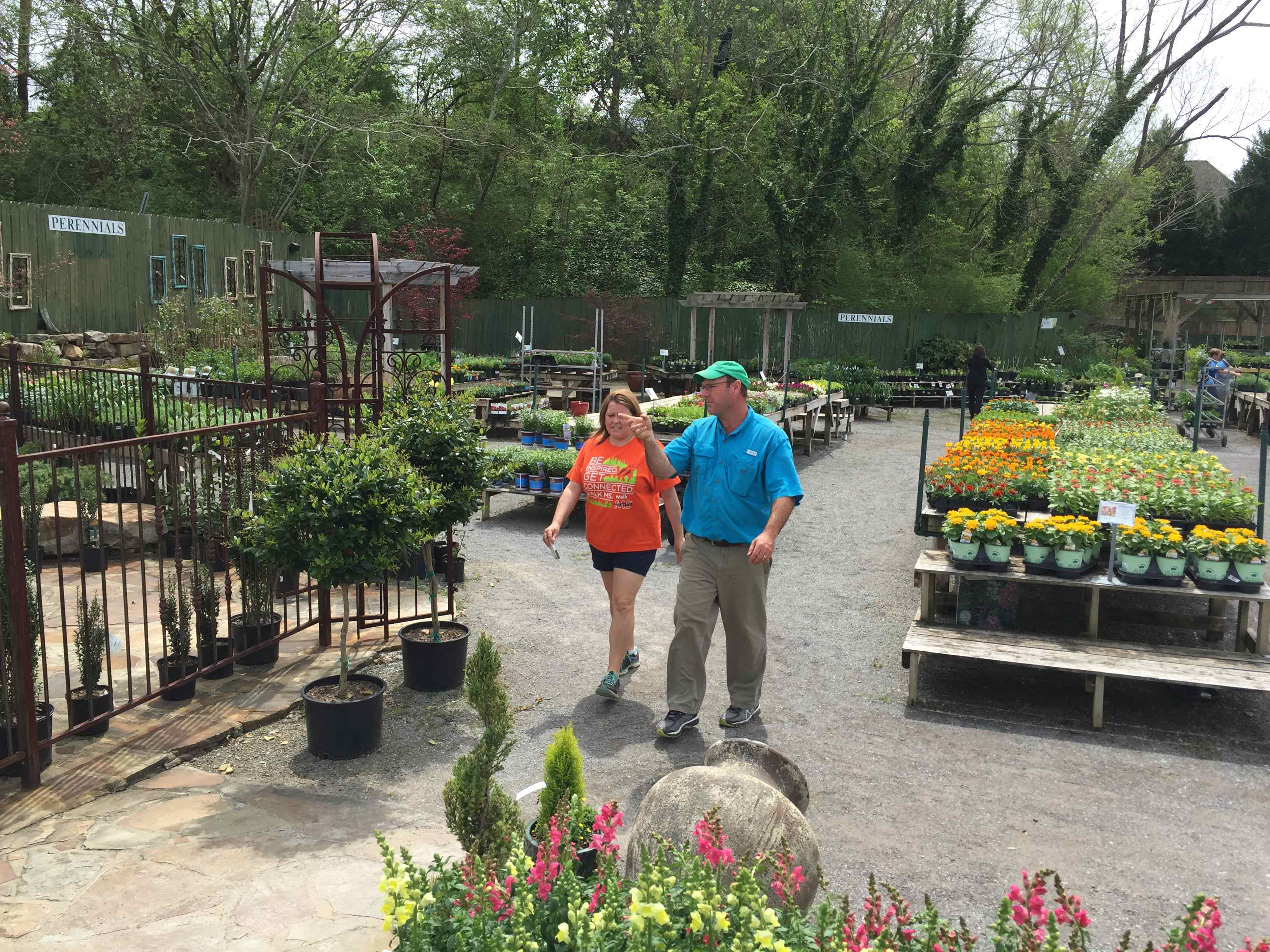 Birmingham garden center branches into landscaping company andys creekside nursery workwithnaturefo