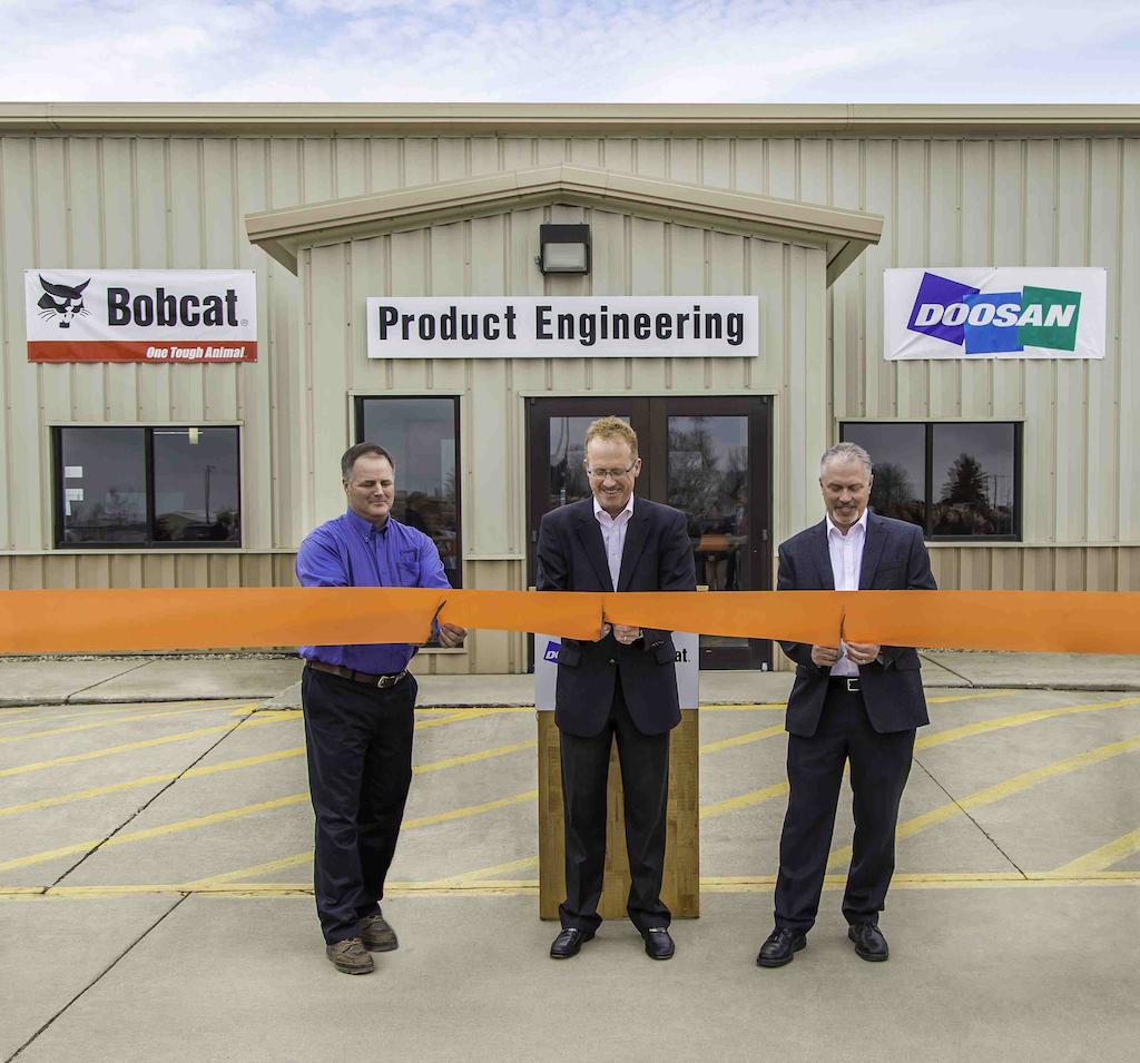 News roundup: Bobcat renovates Gwinner engineering plant