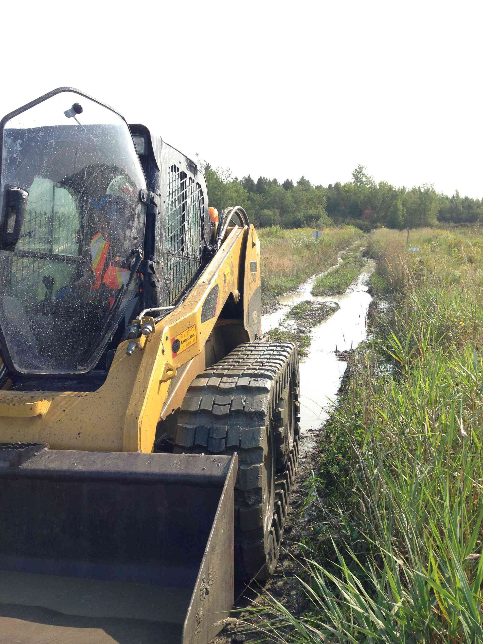 Product Roundup Skid Steer Attachments Chemical Alternatives