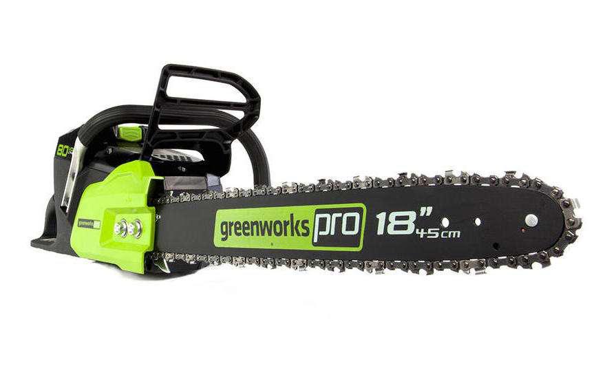 GreenWorks-chainsaw