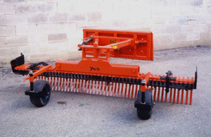Product roundup: York Rakes' Model SSF made for skid steers