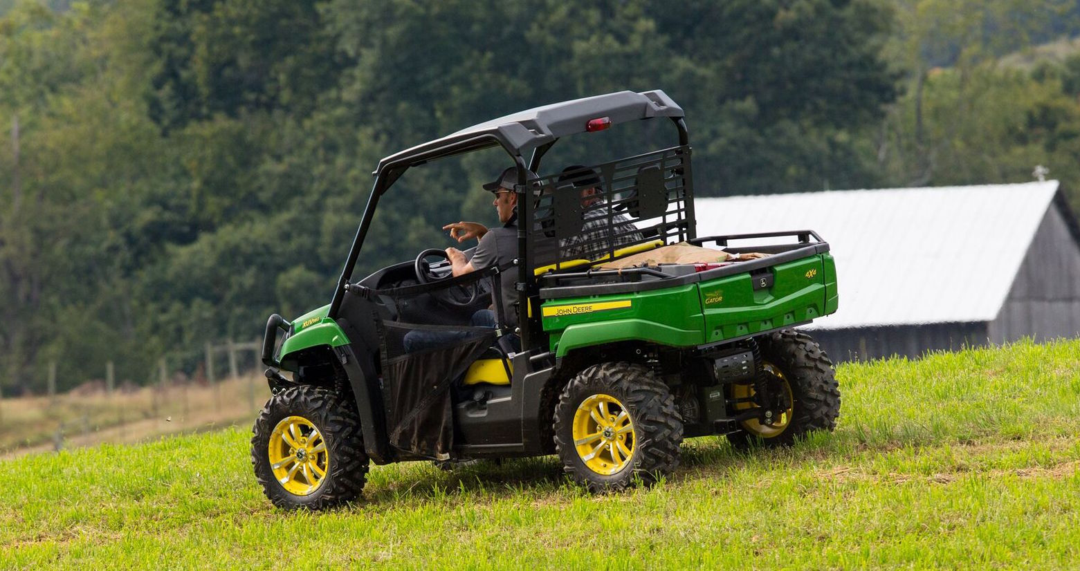 John Deere Side By Side >> John Deere Gator Utv Updates Total Landscape Care