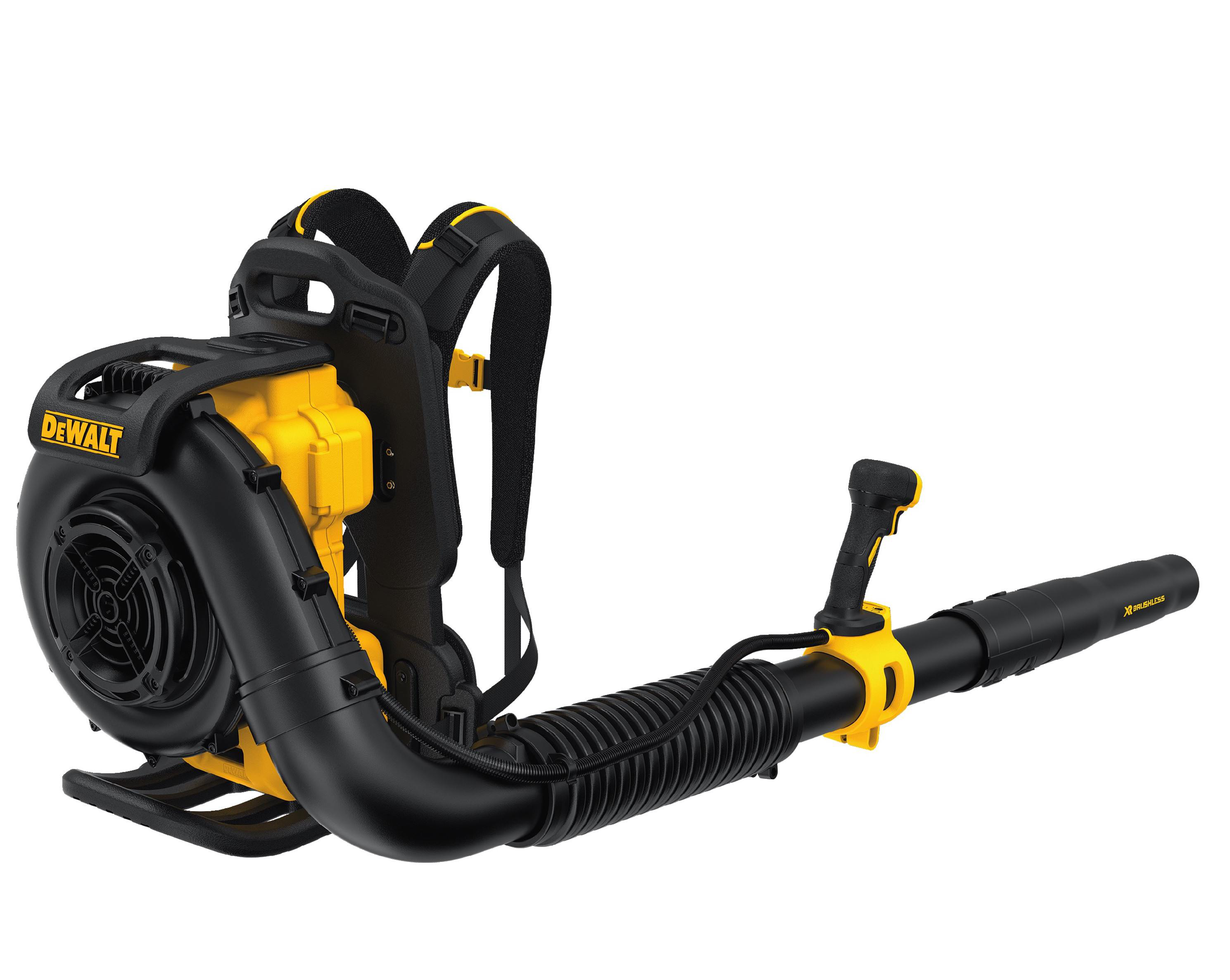 Dewalt Battery Powered Blower Capitalizes On Leaf Blower Ban