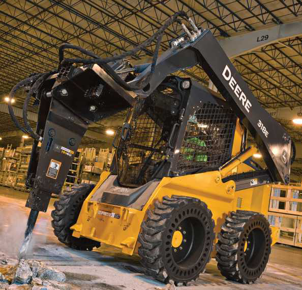 On Tier 4 Final's impact on skid steers, manufacturers' response