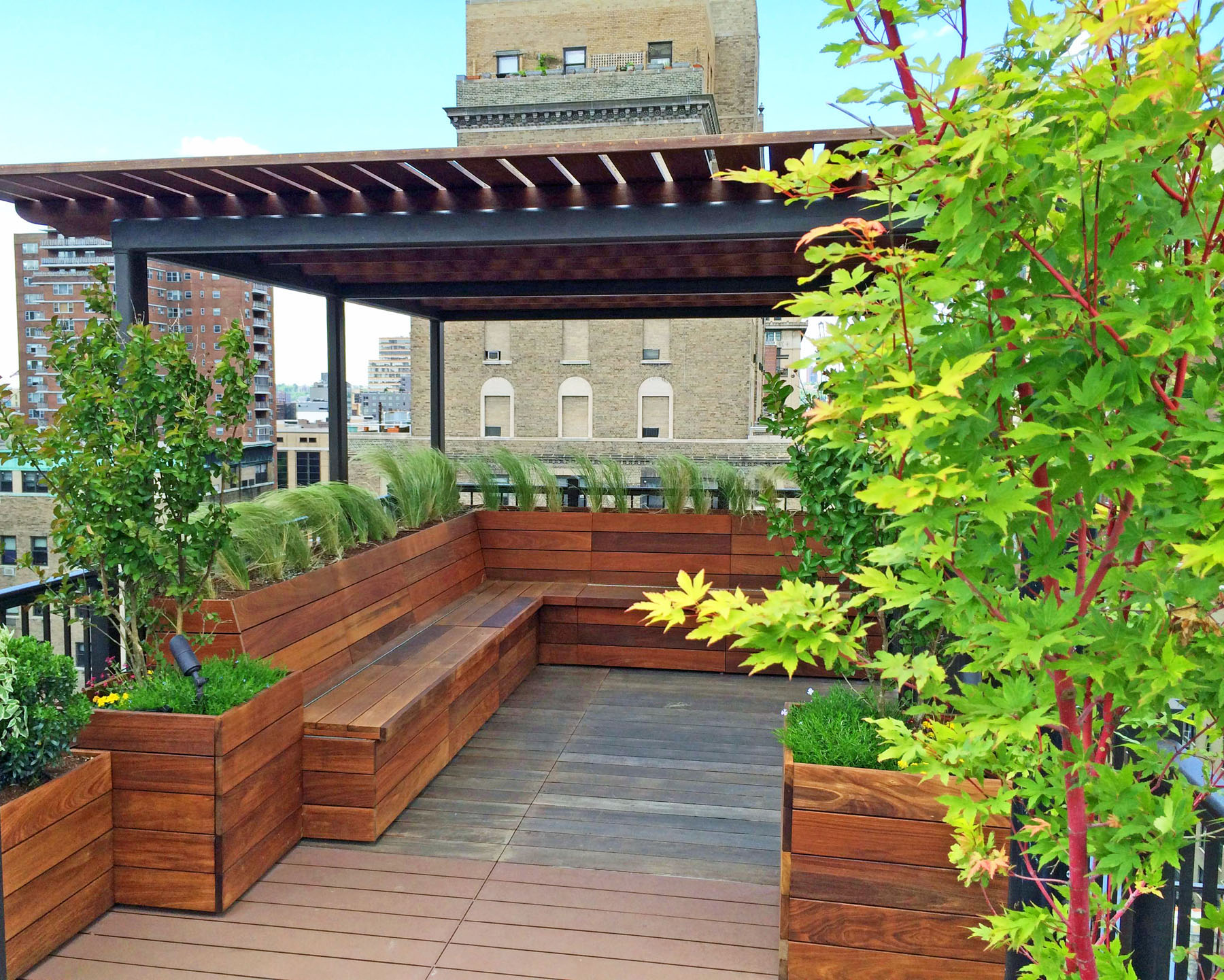 Rooftop Garden make the most of your rooftop garden with these design tips