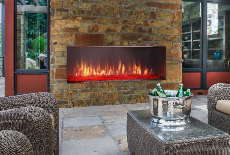 Products: Outdoor living trend stokes fireplace product offerings