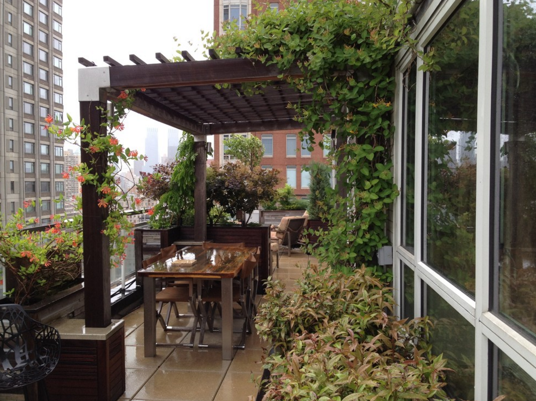 Make the most of your rooftop garden with these design tips for Garden on rooftop designs