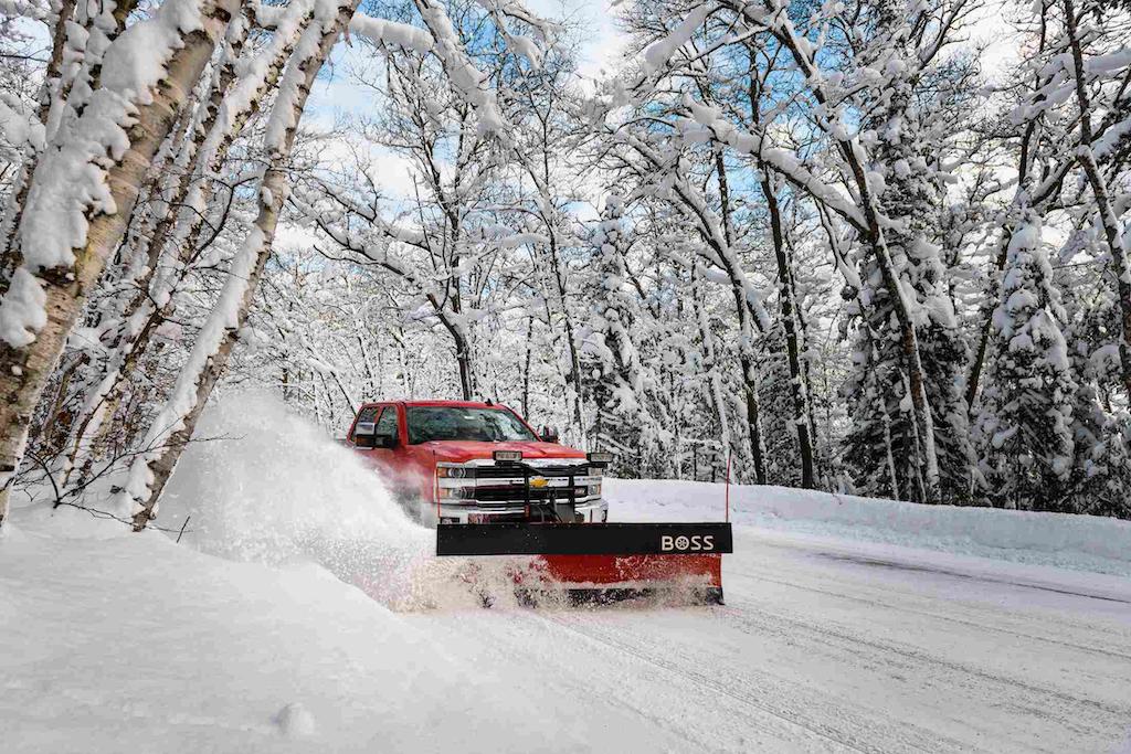 truck-BOSS-Snowplow