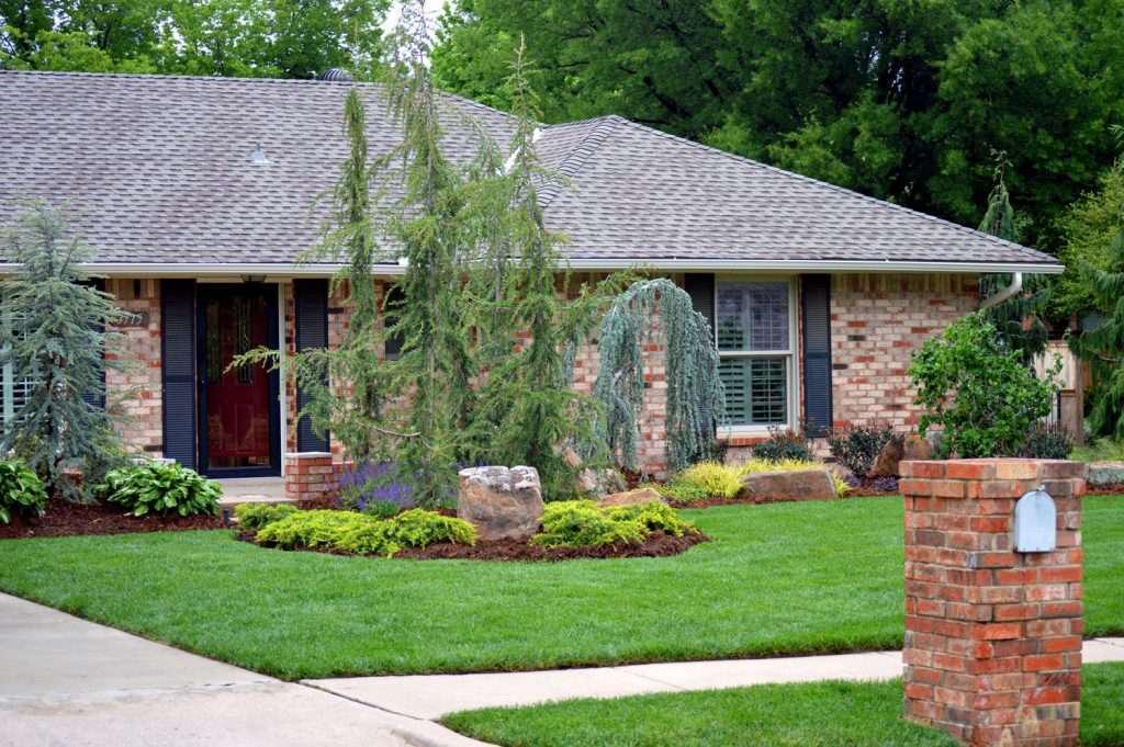 Landscaper Showcase finalist's project began with tree removal