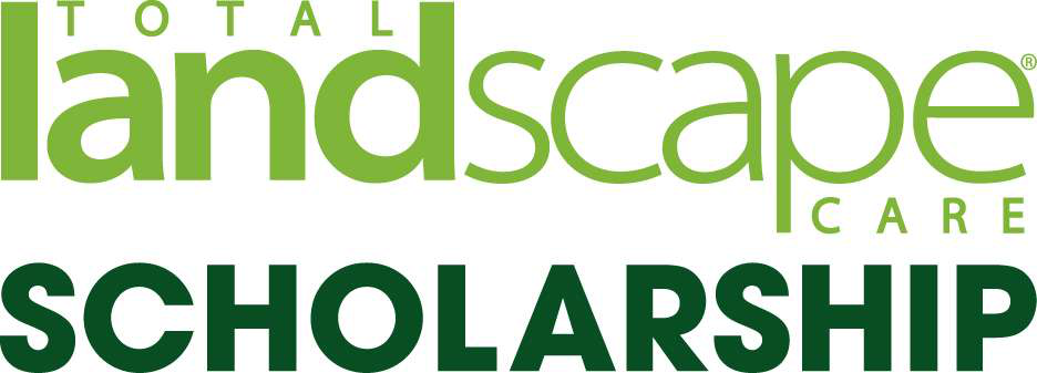 Total Landscape Care Scholarship Logo