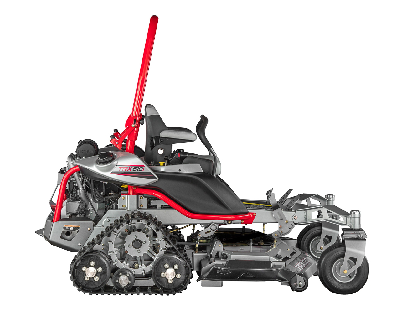 Altoz Lets Dealers Test Out Its 2017 Mower Models