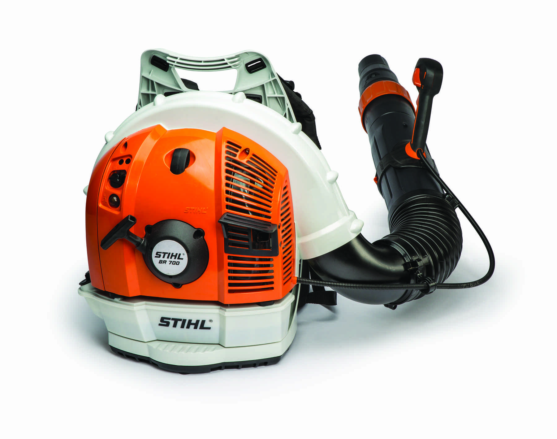 Stihl S New Blower Packs Enough Power To Move Wet Leaves