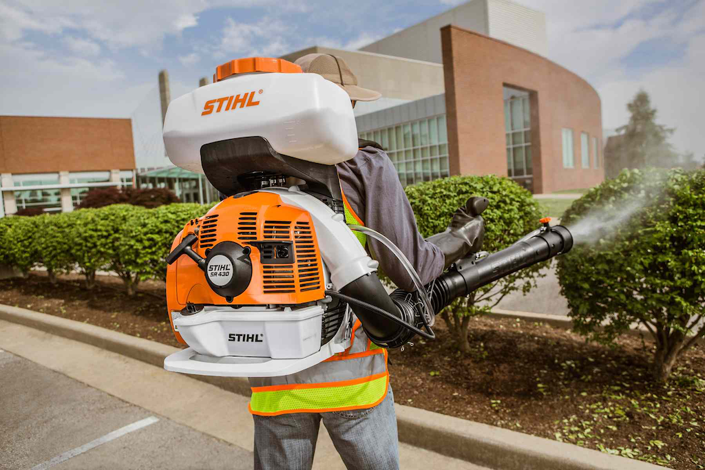 STIHL introduces liquid-only, high-capacity backpack sprayer