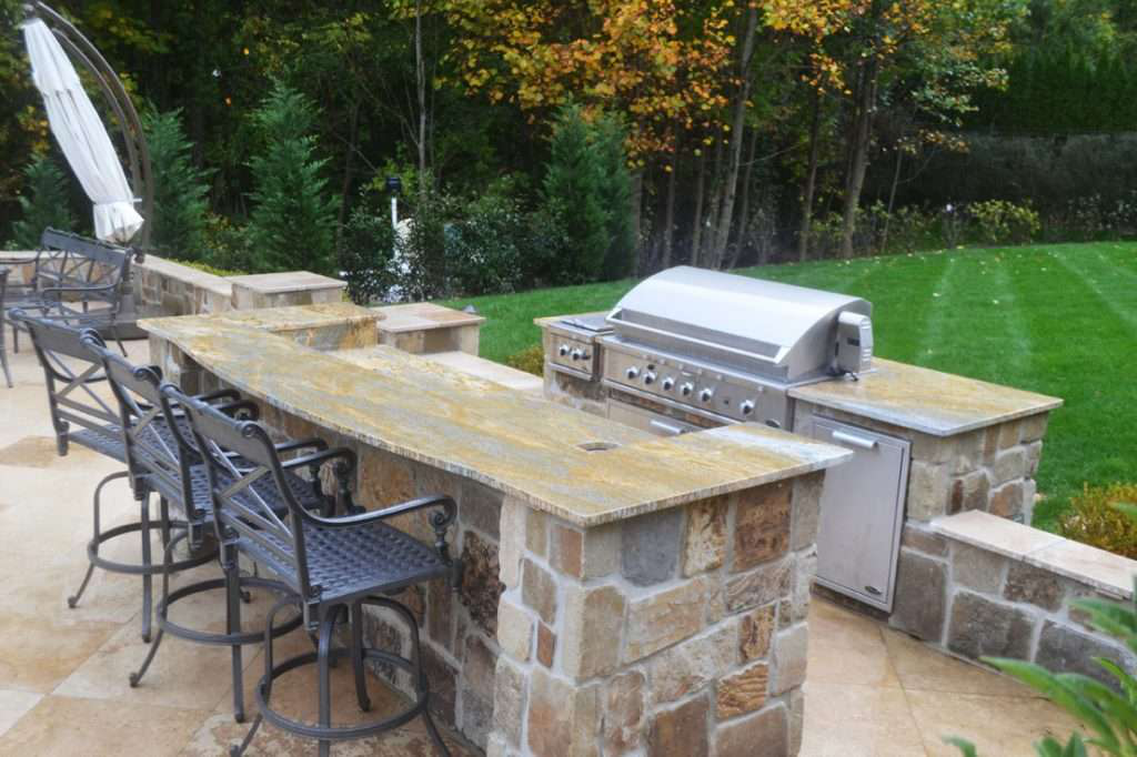 Landscape architects love natural stone -- here's why