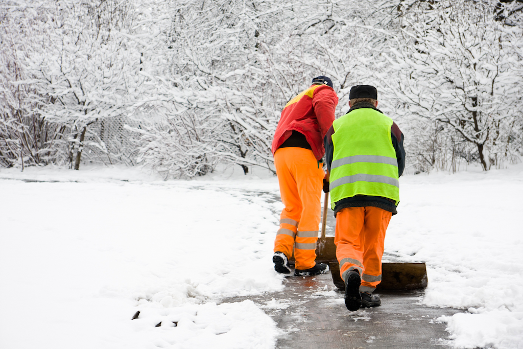 For landscape workers, safe clothing counts in every season