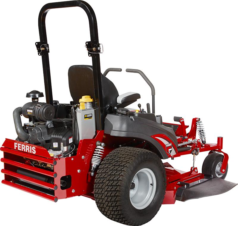 Briggs & Stratton Oil Guard design lessens mower maintenance