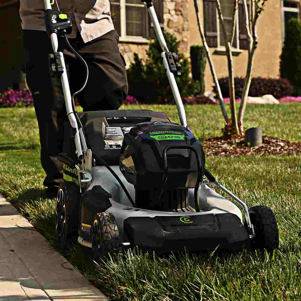 Greenworks introduces 82-volt line of commercial equipment