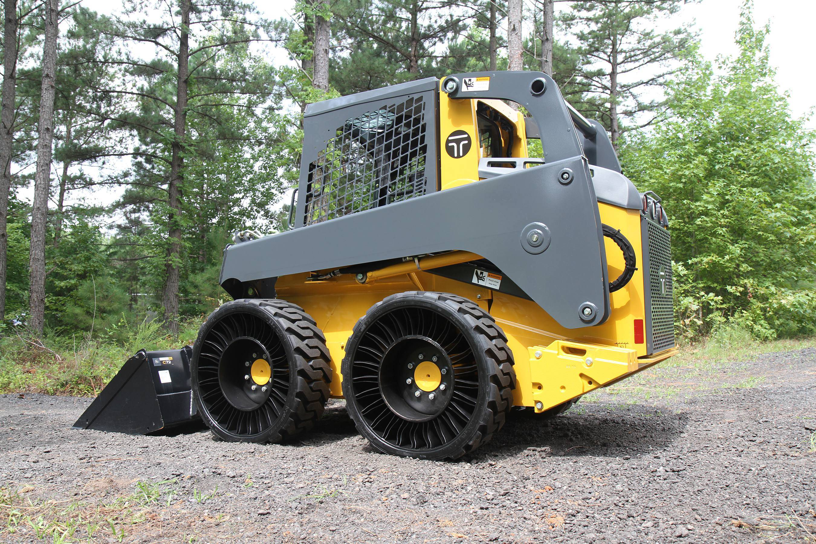 Michelin Adds On To Its X Tweel Tire Lineup