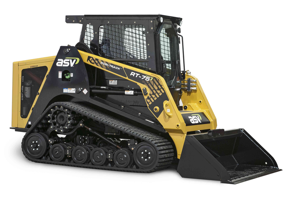 ASV's new CTL out-powers its higher horsepower predecessor