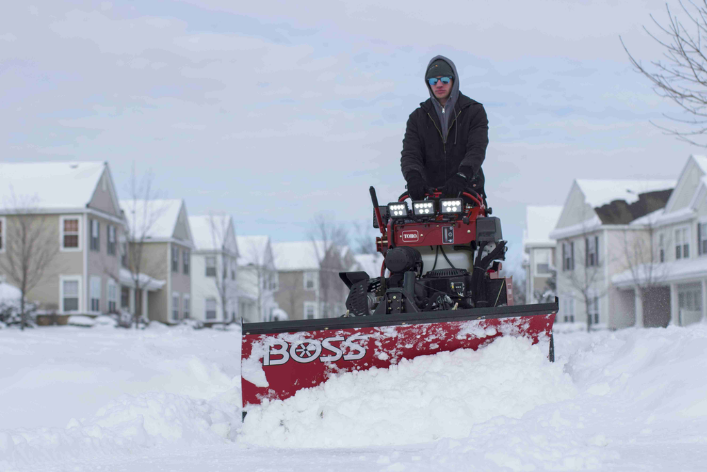 Toro launches GrandStand MULTI FORCE for snow removal