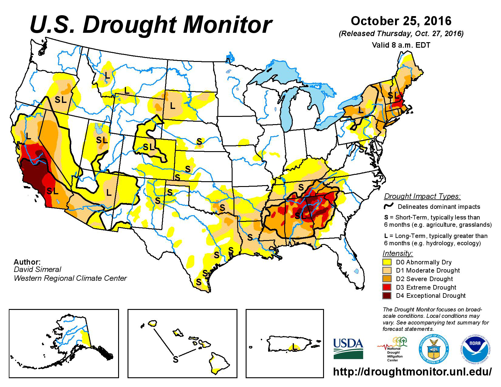 The South struggles to cope with drought as it drags on