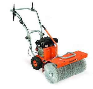 Products: New power sweeper, robot snow pusher (Videos)