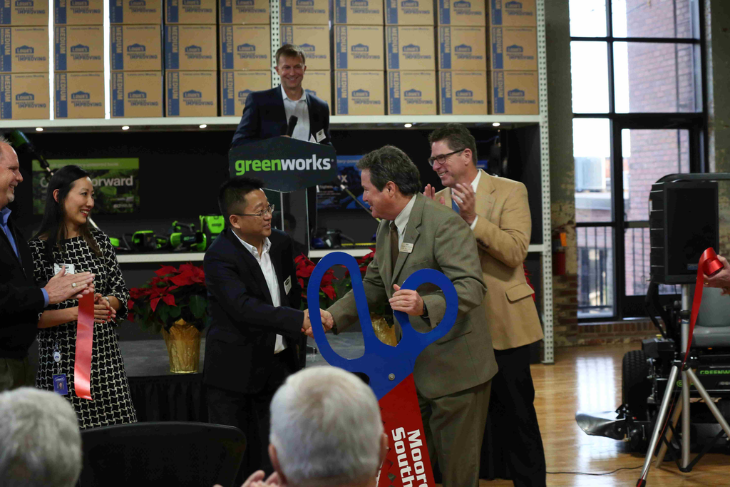 News roundup: Greenworks Tools opens new North American headquarters