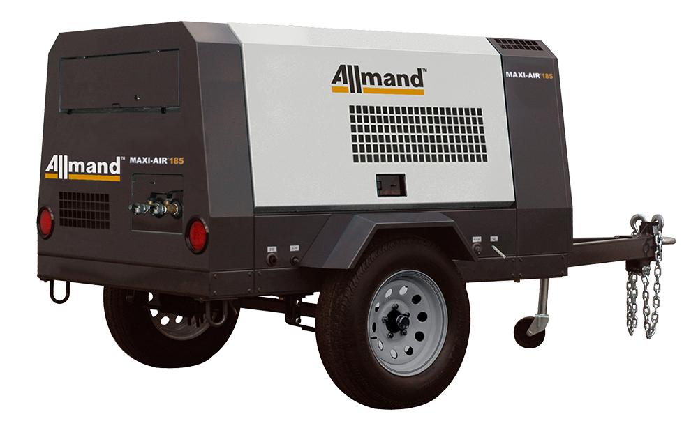 Allmand moves into air compressor, mobile generator markets