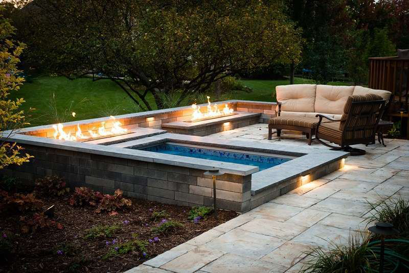 Landscaper advises clients to protect hardscapes during winter