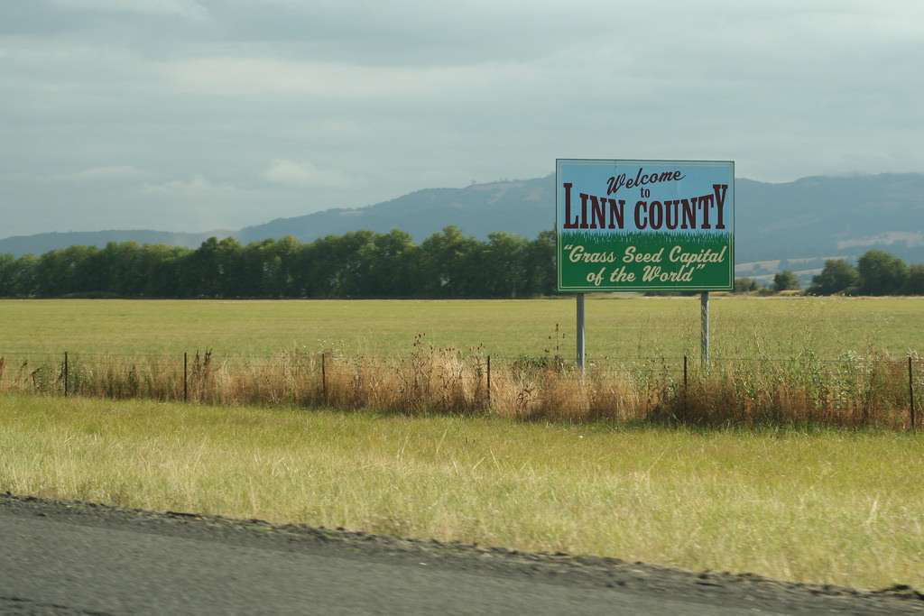 Welcome to Linn County Sign