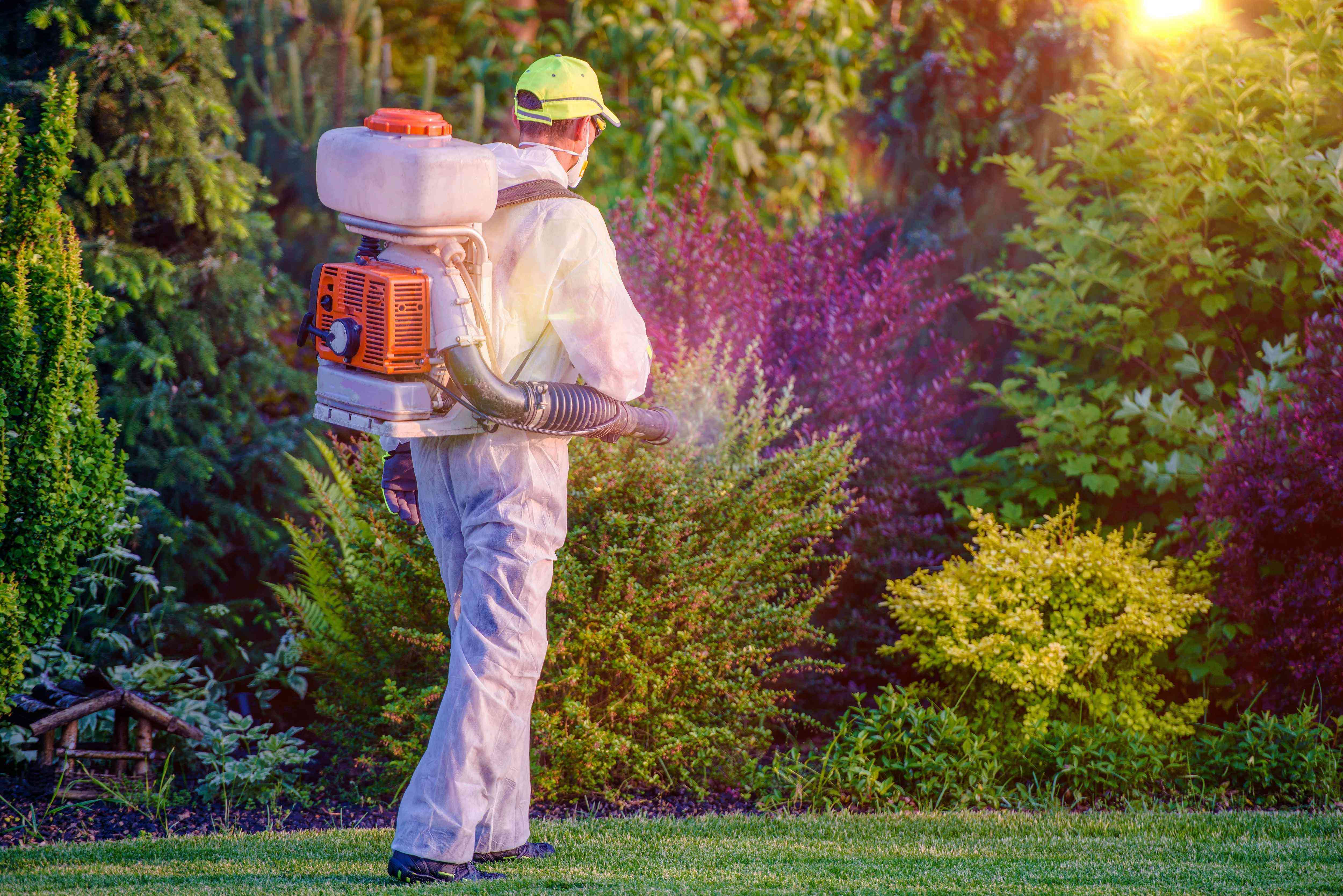 Safety Watch Pesticide Applications Come With Hazards