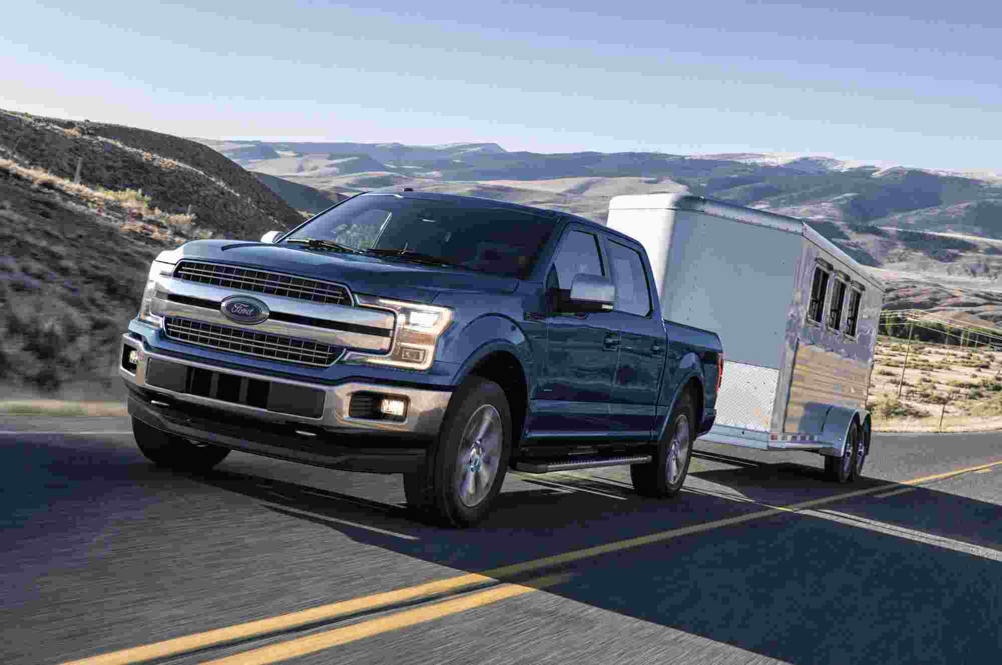 adds three power diesel front lineup quarter liter automobile to ford stroke f news