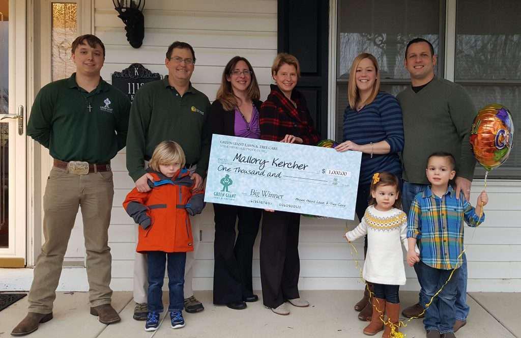 Smart marketing: Lawn care company wraps photo contest