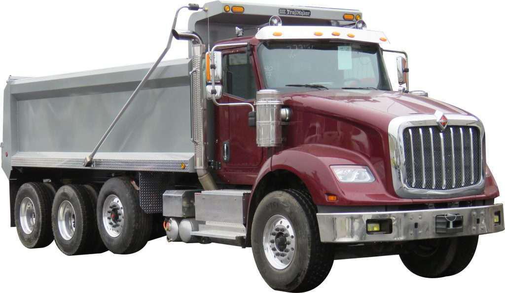 The New TrailMaker Dump Body by Ox Bodies