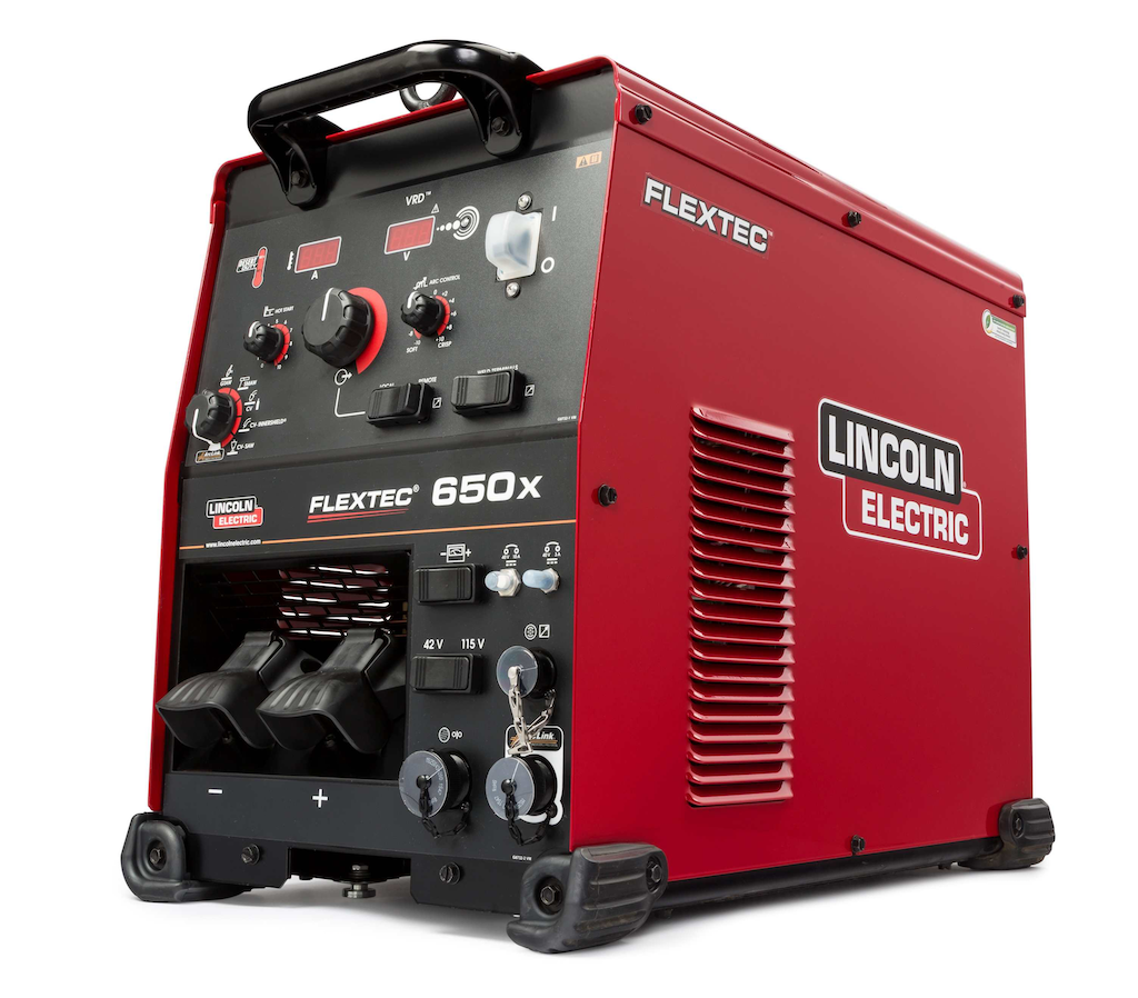 The Lincoln Electric 650X