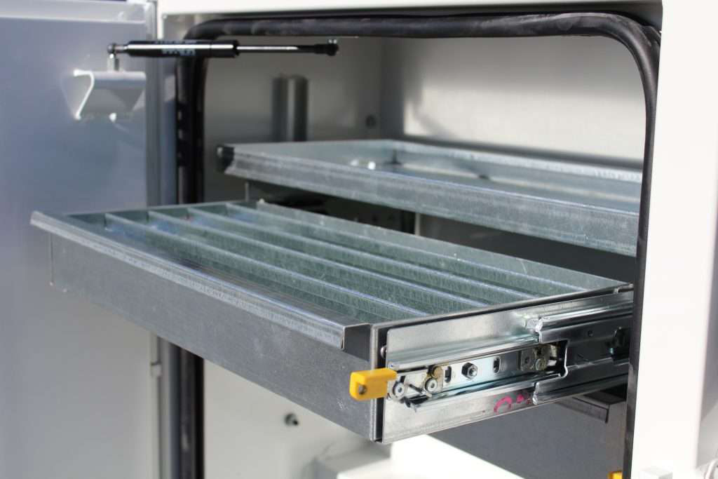 Truck Bed Tool Box With Drawers >> Brand new service body models introduced by CM Truck Beds