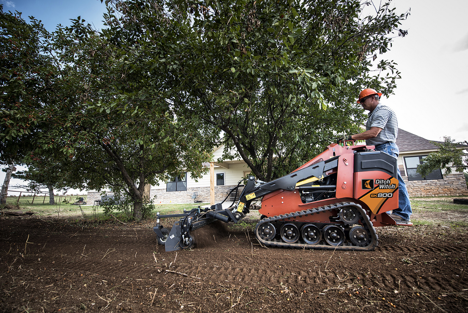 Ditch Witch Brings Skid Steer, Trencher to the Rental Show