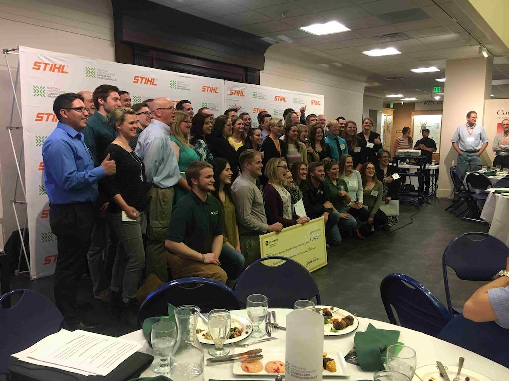 Scholarship recipients urged to become like NALP Foundation Ambassadors