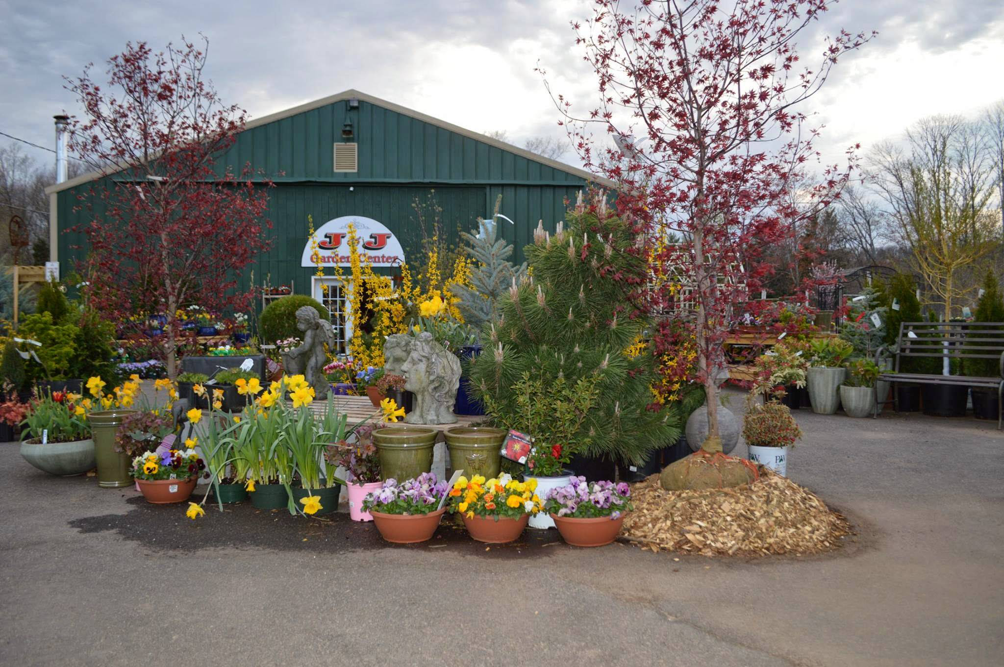 Hyams Landscaping And Garden Center : News roundup landscaping company recovers from fire
