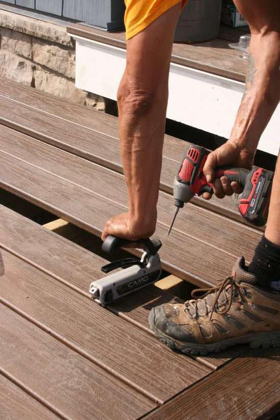 National Nail Updates Camo Edge Deck Screws Warranty