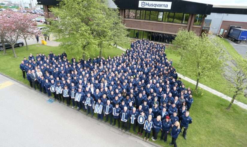 News roundup: Husqvarna celebrates 1 millionth robotic lawnmower