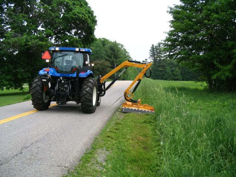Safety watch: Basic practices of roadside mowing operations