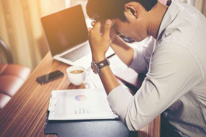 How to reduce self-induced stressors as a landscape company owner