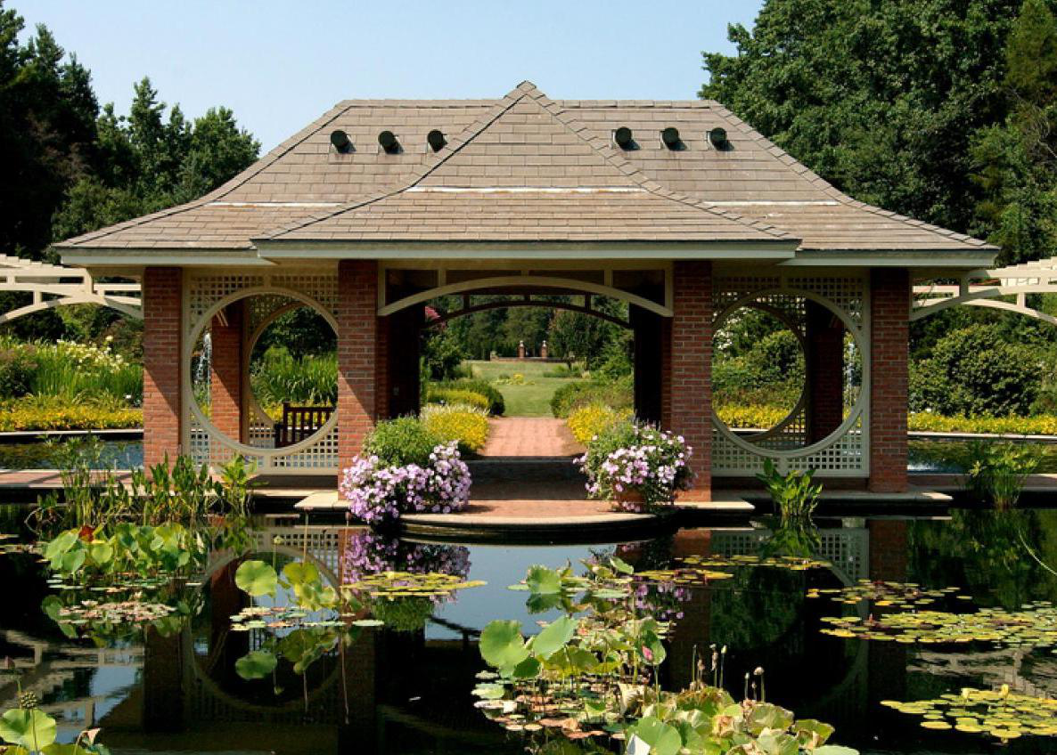 Landscapers, celebrate National Public Gardens Day today!