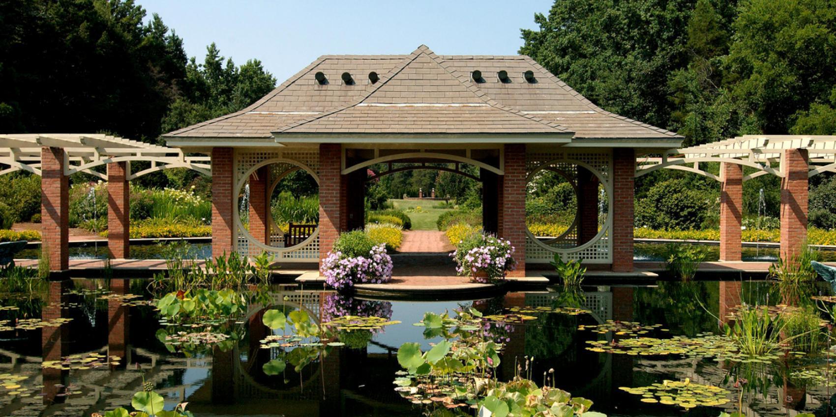 botanical gardens in huntsville alabama