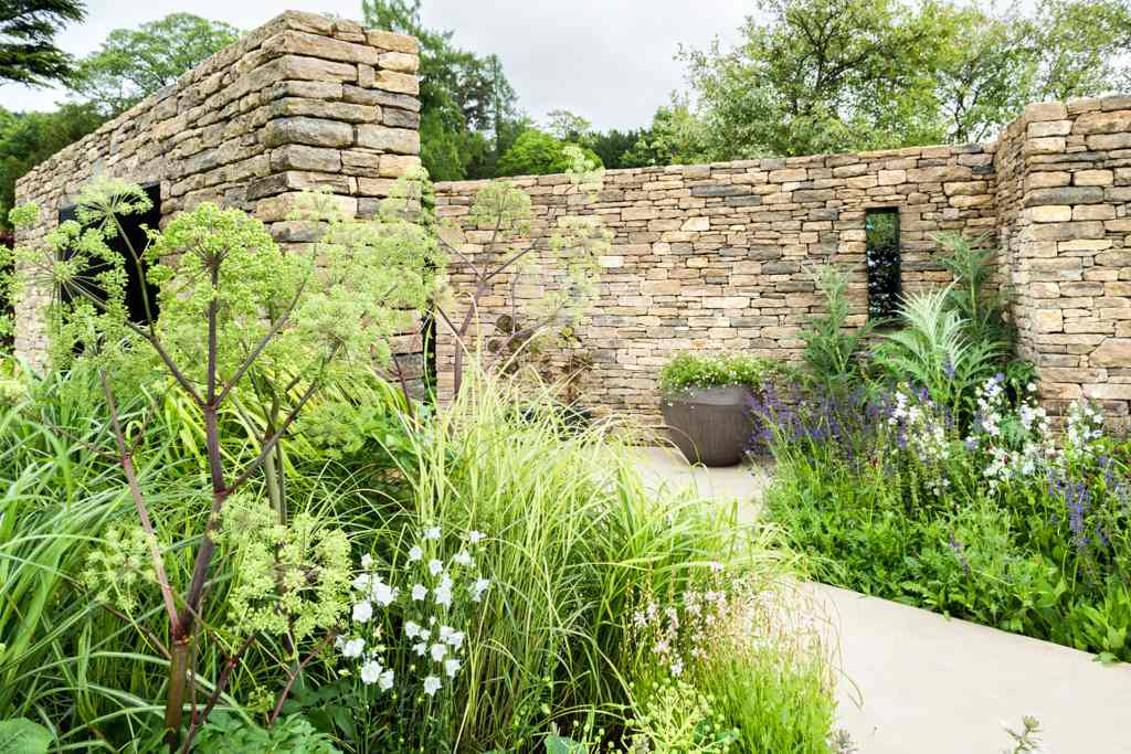 Show Garden at wedgwood