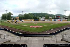 view of bowman field