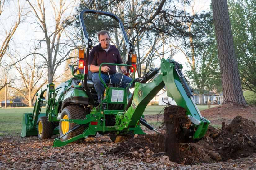 John Deere Evolves Compact Utility Tractor Line