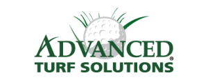 advanced turf solutions landscaping logo