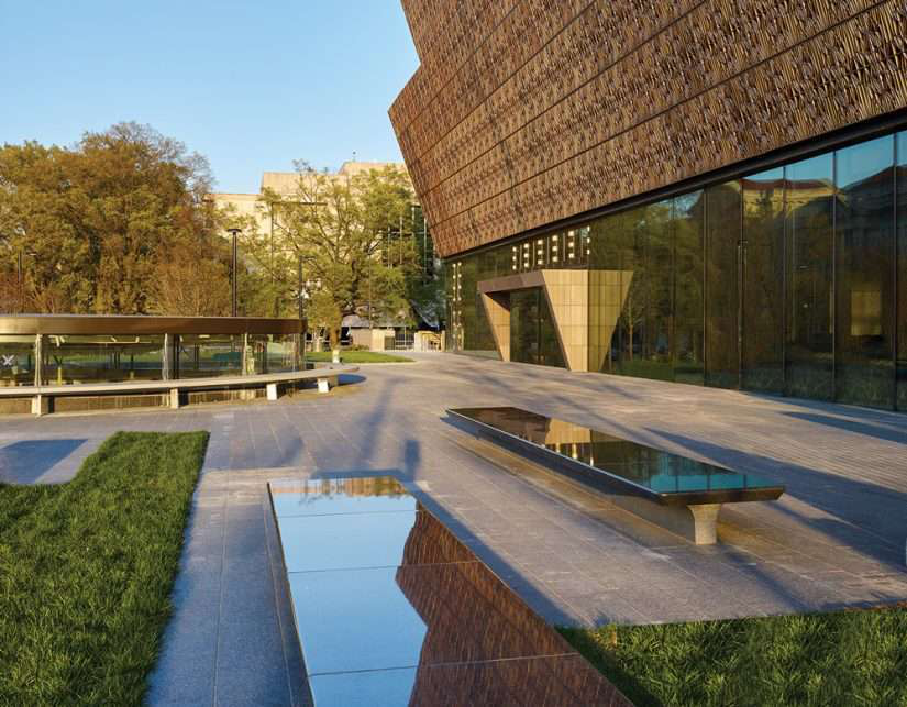 washington d.c.'s national museum of african american history and culture